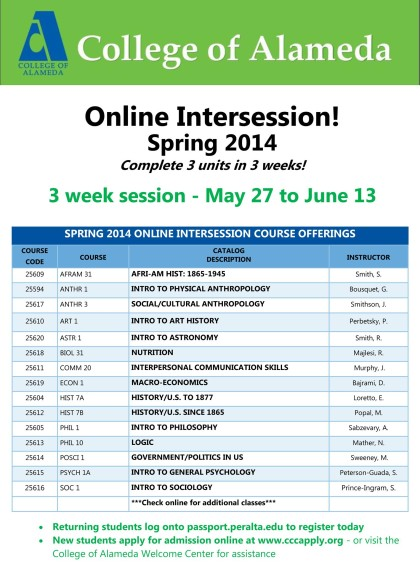 COA_Intersession