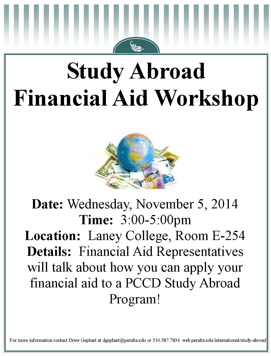 how to finance study abroad