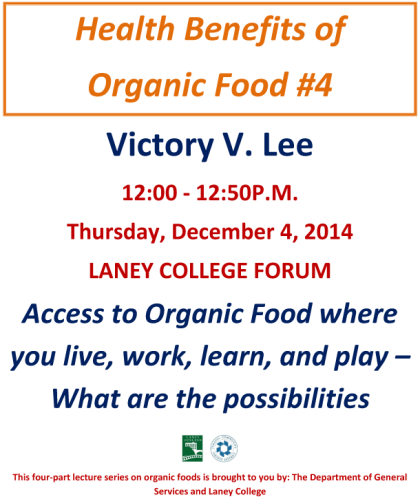 POSTER -  Victory Lee -- WIP -- HEALTH BENEFITS  OF  ORGANIC  FOOD-4-1