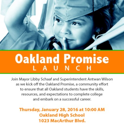 Oakland Promise Launch Invite SQUARE (1)