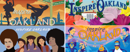 Laney Graphic Arts Wins Inspire Oakland Billboard Design Competition