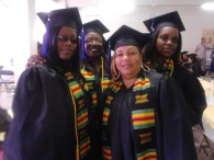 BCC students attend African American Graduation 2013 (1)