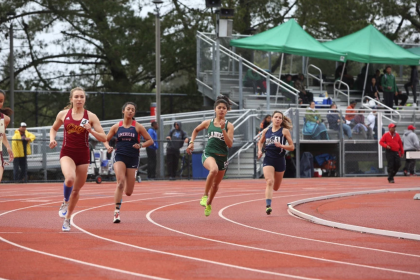 Laney College women's track and field team
