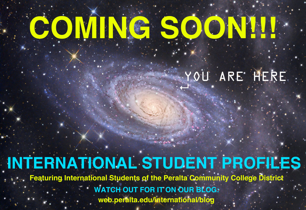 Coming Soon Student Profiles