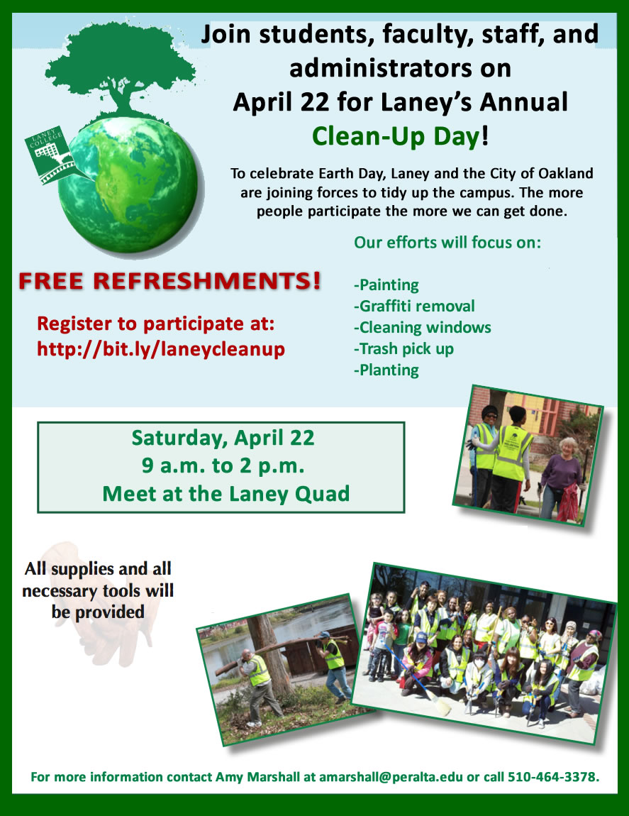 2017 Laney Clean-Up Day