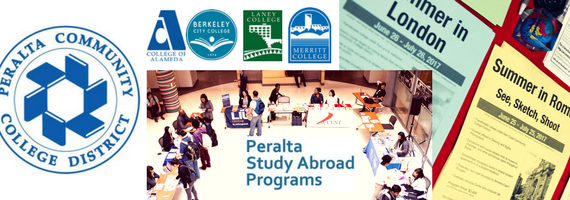 New Peralta Study Abroad Facebook Page