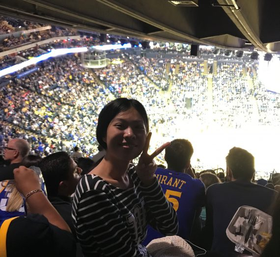 Warriors Game International Student Activity