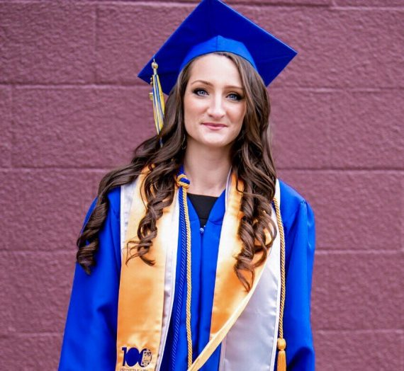 Alessandra Chimienti: From Italy to Merritt College With a 4.0 GPA and Role as Valedictorian (Source: Merritt College Commencement Article)