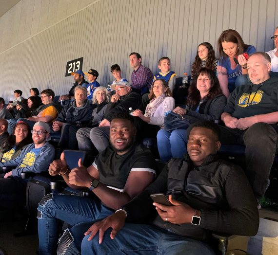 Warriors Game to Support Study Abroad