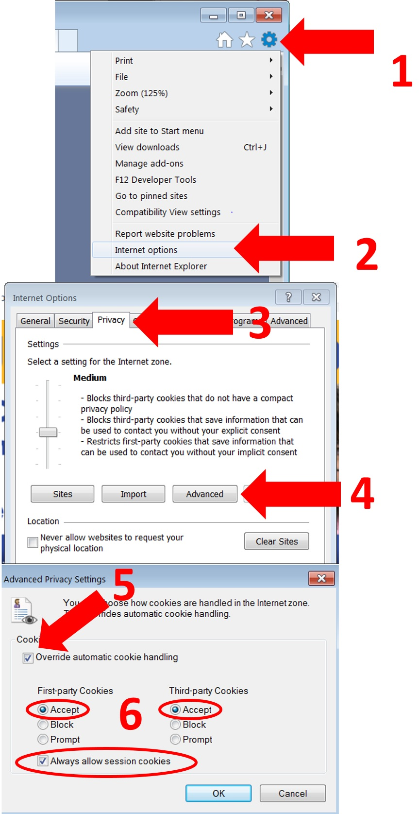 How_to_enable_cookies_ie_11 Enable Or Disable Enterprise Mode For Internet  Explorer 11 Internet Explorer 8 How To Enable Cookies