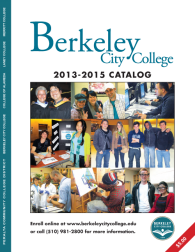 Berkeley City College Catalog Web-1