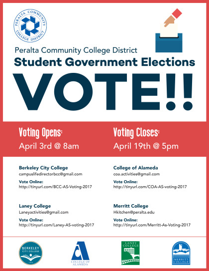 Elections Flyer - R2